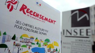 La prochaine campagne de recensement débutera le 19 janvier 2017. Pour la première fois, il sera possible de se faire recenser sur internet via le sitele-recensement-et-moi.fr. (MAXPPP)
