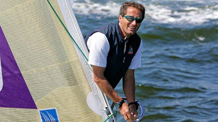 Michel Desjoyaux (Foncia) (JULIEN TACK / AFP)
