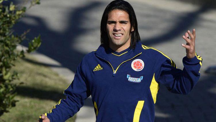 L'attaquant colombien Falcao