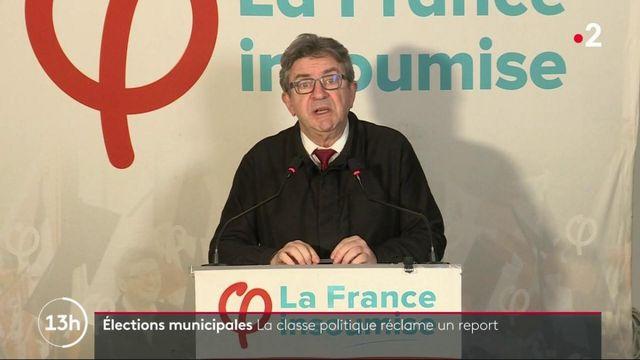 Municipales : la classe politique réclame le report du second tour