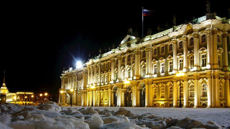 Palais d'Hiver - Saint-Pétersbourg (Russie)  (MATTHIAS SCHRADER / DPA)