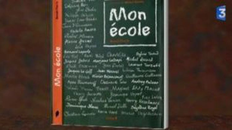 Mon école, souvenirs d'enfance de stars, par Benoit Floc'h  (Culturebox)