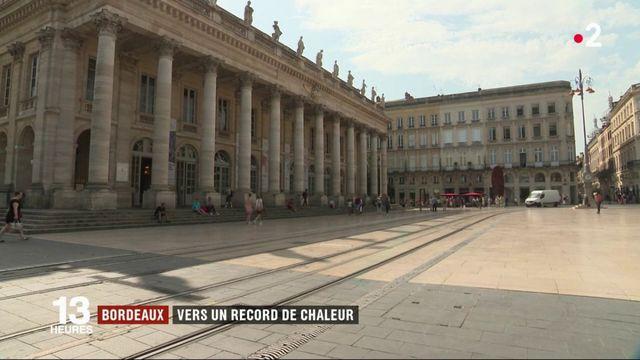 Bordeaux détient un nouveau record de chaleur nocturne