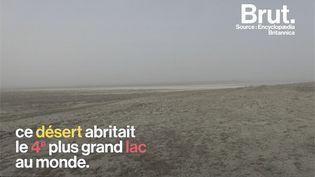 C'est l'histoire d'une mer qui a disparu sous nos yeux, en 50 ans, à cause de l'Homme. Cette histoire, c'est celle de la mer d'Aral. (BRUT)