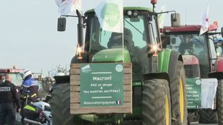 Agriculteurs. (FRANCE 2)
