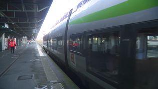 La SNCF attend 750 000 voyageurs à Noël. (FRANCEINFO)