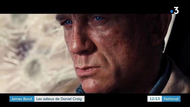 """Cinéma : """"Mourir peut attendre"""", le dernier James Bond de Daniel Craig"""