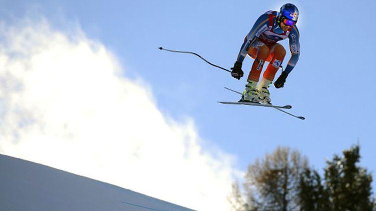 Le skieur norvégien Aksel Lund-Svindal
