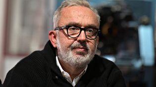 Le réalisateur, producteur et hommé de télévision Dominique Farrugia le 22 novembre 2019 à Orléans (Loiret) (ERIC_MALOT / MAXPPP)