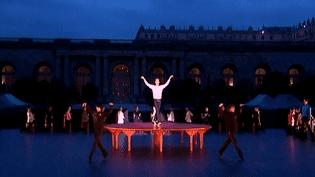 Le ballet Béjart en répétition  (France3/culturebox)