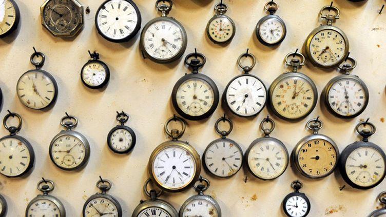 (Changement d'heure dans la nuit de samedi à dimanche © Maxppp)