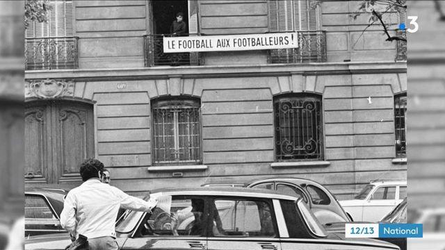 Mai-68 : quand les footballeurs ont fait grève