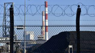 La centrale à charbon de Cordemais, en Loire-Atlantique, alimente la Bretagne en électricité. (LOIC VENANCE / AFP)