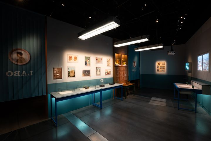 """Exposition """"L'univers à l'envers, Plonk et Replonk®"""" (Bertrand Stolfeth  / musée des Confluences)"""