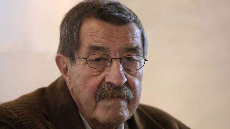 Günter Grass (octobre 2010)  (Ulf Andersen / SIPA)