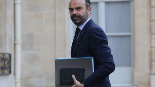 Le Premier ministre Edouard Philippe à l'Elysée, le 10 décembre 2018. (LUDOVIC MARIN / AFP)