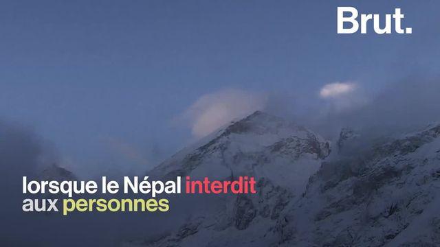Xia Boyu a 69 ans. Il a perdu ses deux jambes à la suite d'un cancer du sang. Son rêve ? Escalader l'Everest.