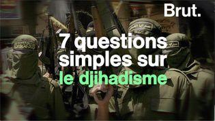 VIDEO. C'est quoi ? Qui le finance ? Est-ce qu'il s'étend ? 7 questions très simples sur le djihadisme (BRUT)