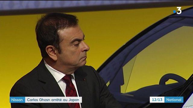 Renault-Nissan : Carlos Ghosn arrêté par le fisc japonais