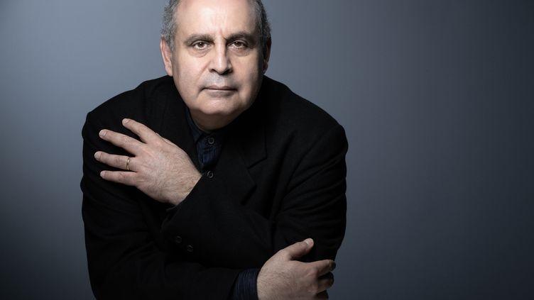 Pierre Audi, nouveau directeur du festival d'art lyrique d'Aix-en-Provence, veut ramener les jeunes dans les galeries des opéras. (JOEL SAGET / AFP)