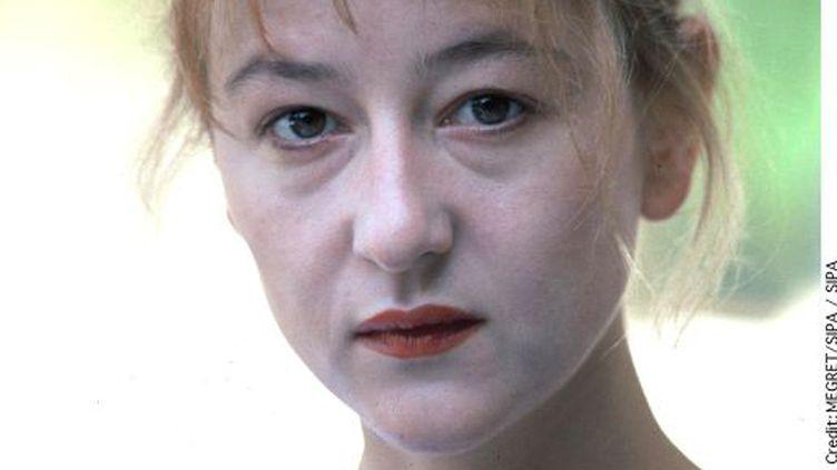 L'actrice allemande Susanne Lotharavait notamment joué dans Funny Games, La Pianiste et Le Ruban blanc, de Michael Haneke, Palme d'or à Cannes en 2009. (MEGRET / SIPA)