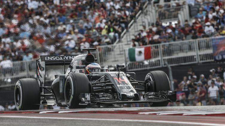 Le pilote espagnol Fernando Alonso (FRANCOIS FLAMAND / DPPI MEDIA)