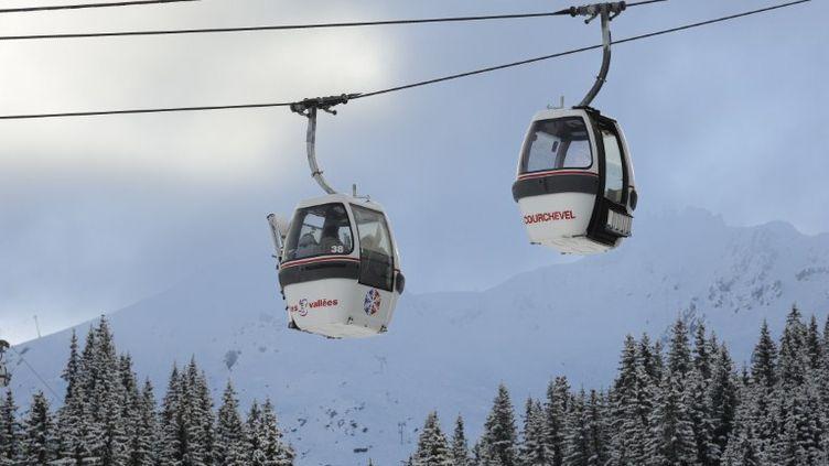 Les vacances d'hiver débutent pour la zone A samedi 11 février. (JARRY-TRIPELON / AFP)