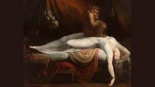 Johann Heinrich Füssli (1741-1825), Le Cauchemar (The Nightmare), 1781, Detroit, Detroit Institute of Arts, Founders Society  (Bridgeman Art Library)