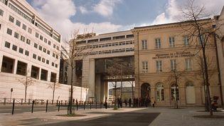 Le ministère de l'Economie et des Finances à Paris. (LAURENT HUET / AFP)