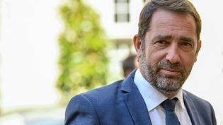 Christophe Castaner, le numéro 1 deLa République en marche, estime qu'il faut modifierl'habitudedes agents municipaux de Marseille. (ERIC FEFERBERG / AFP)