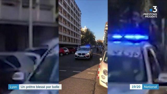 Lyon : un prêtre orthodoxe grièvement blessé par balle