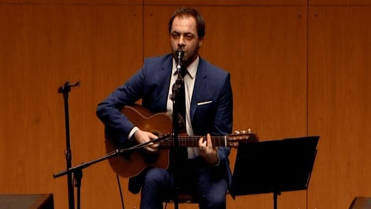Antonio Zambujo  (France3/culturebox)