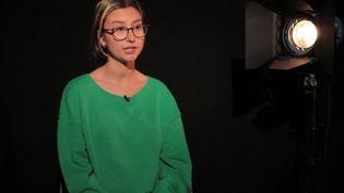 Un témoignage édifiant sur l'accueil des victimes d'agressions sexuelles dans certains commissariats, c'est le grand témoin de France 3. (FRANCE 3)