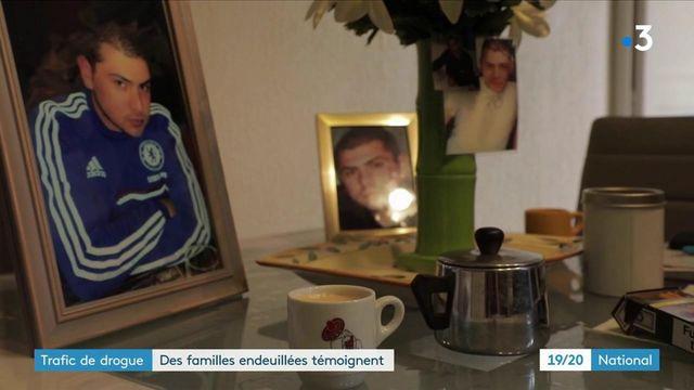 Trafic de drogue : les familles de victimes de règlement de compte témoignent