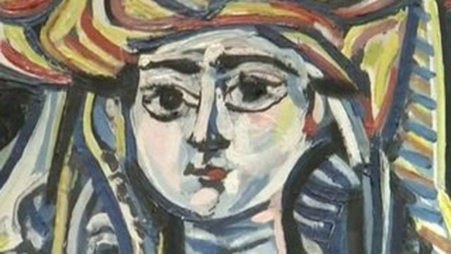 Un Picasso, vendu 179,36 millions de dollars,