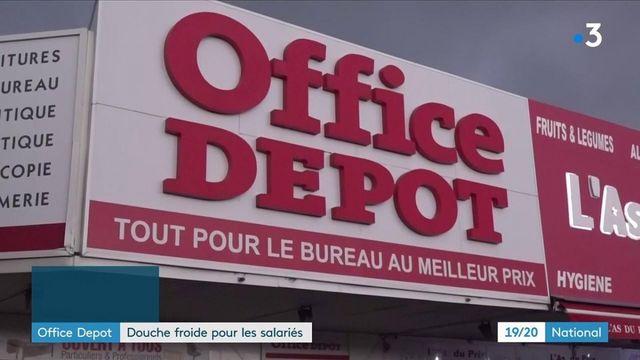 Industrie : les salariés d'Office Dépôt sous le choc après l'annonce de la reprise par Alkor