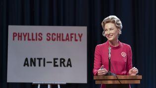 Cate Blanchett incarne la néoconservatrice Phyllis Schlafly. (FOX / PHOTO NUMÉRIQUE)