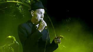 Christian Olivier chanteur des Têtes Raides  (France3/culturebox)