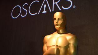 """Le film deFlorian Zeller """"The Father"""" est nommé six fois aux Oscars 2021. (ROBYN BECK / AFP)"""