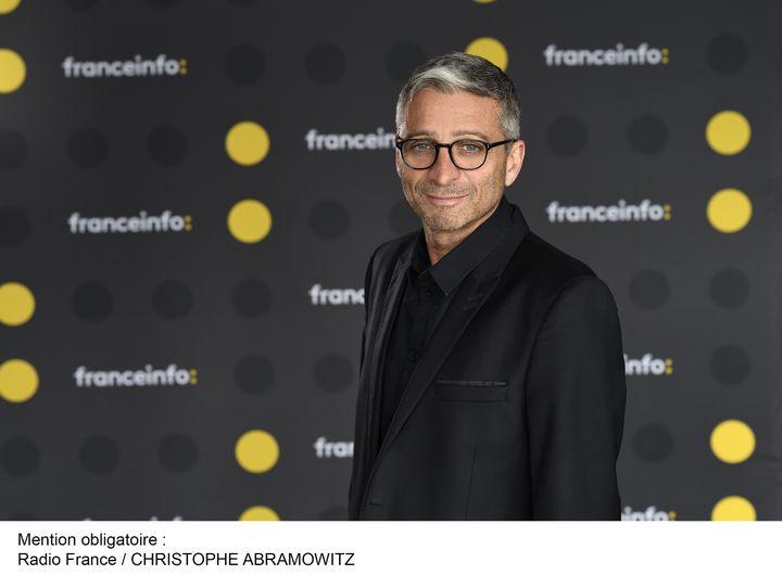 Jean-François Achilli (RADIO FRANCE/ CHRISTOPHE ABRAMOWITZ)