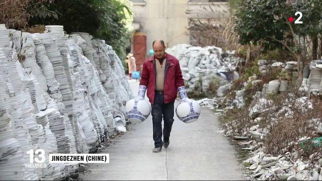 Chine : Jingdezhen, la capitale de la porcelaine
