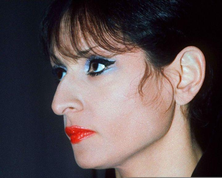 Barbara en février 1971  (DSK / AFP)