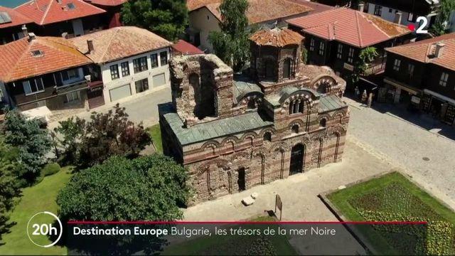 Destination Europe : Nessebar, cité historique et méconnue de la riviera Bulgare