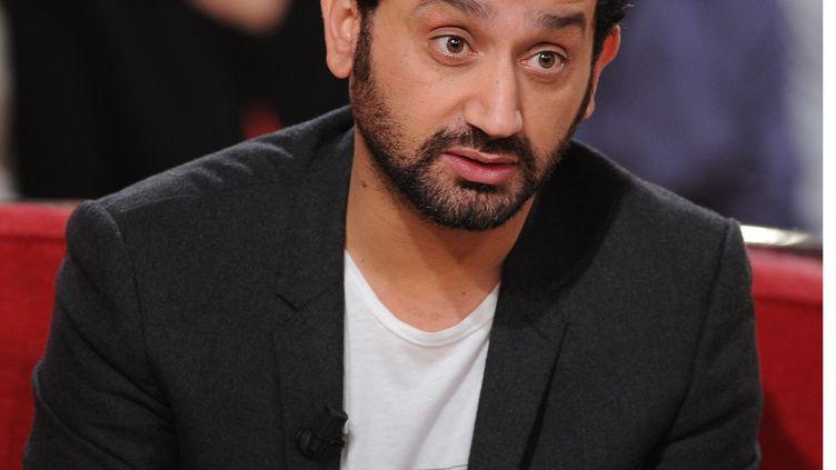 L'animateur Cyril Hanouna lors de l'enregistrement de l'émission Vivement dimanche sur France 2, le 6 novembre 2013. (PJB / SIPA)