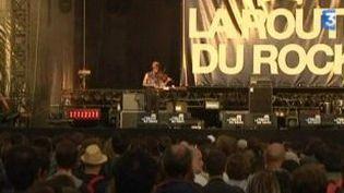 Route du Rock 2010 : la création de Yann Tiersen, le violon d'Owen Pallett  (Culturebox)