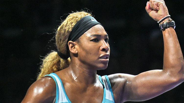 Serena Williams (ROSLAN RAHMAN / AFP)