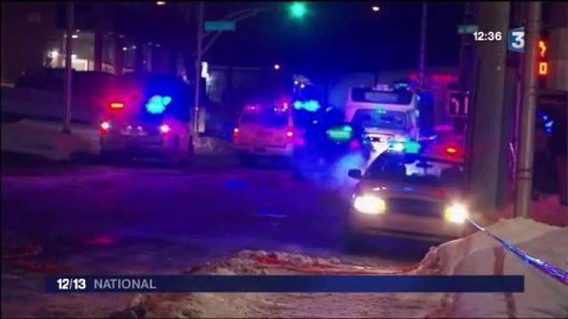 Attentat terroriste contre une mosquée : Québec sous le choc