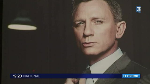 Cinéma : James Bond ou l'art du placement de produits