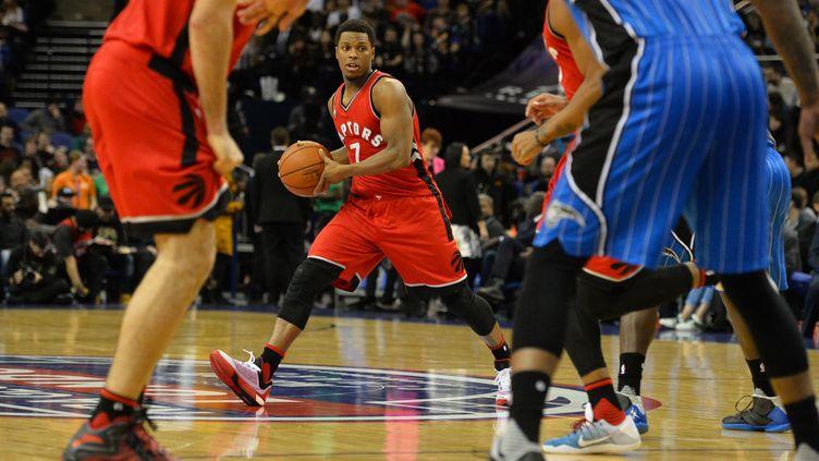 Kyle Lowrie (Toronto Raptors) (GLYN KIRK / AFP)