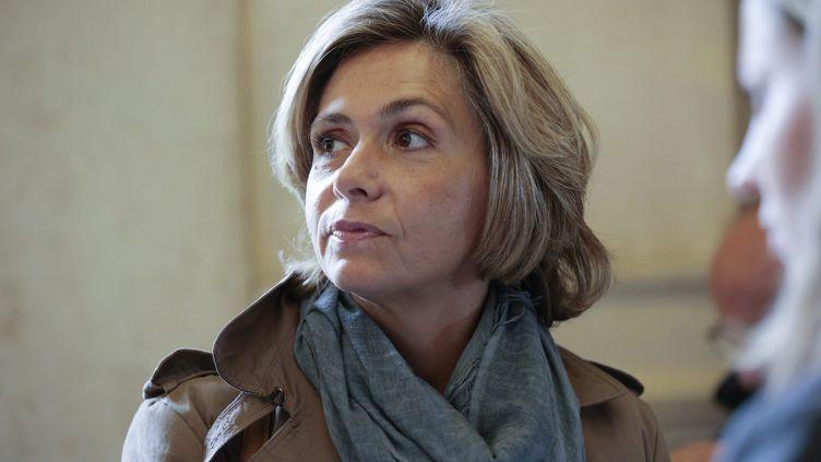 La députée UMP des Yvelines Valérie Pécressedans la salle des quatre colonnes à l'Assemblée nationale (Paris),le 17 septembre 2013. ( MAXPPP)